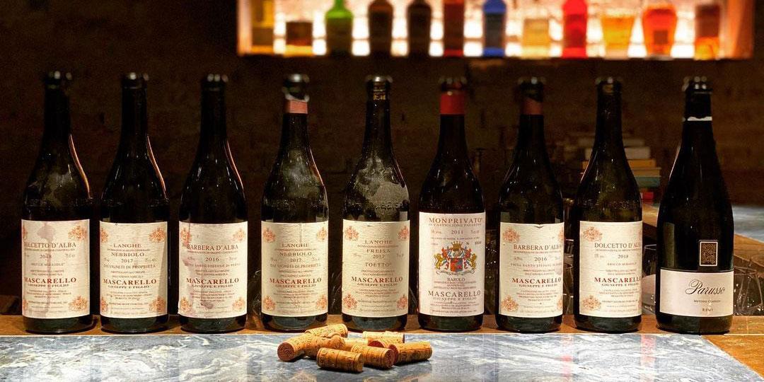Cantina Salerno - Hydra Fine Food & Wine Cellar