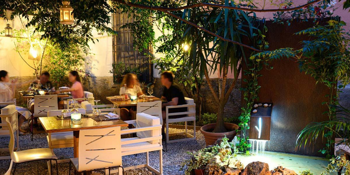 Ristorante Salerno - Hydra Fine Food & Wine Cellar