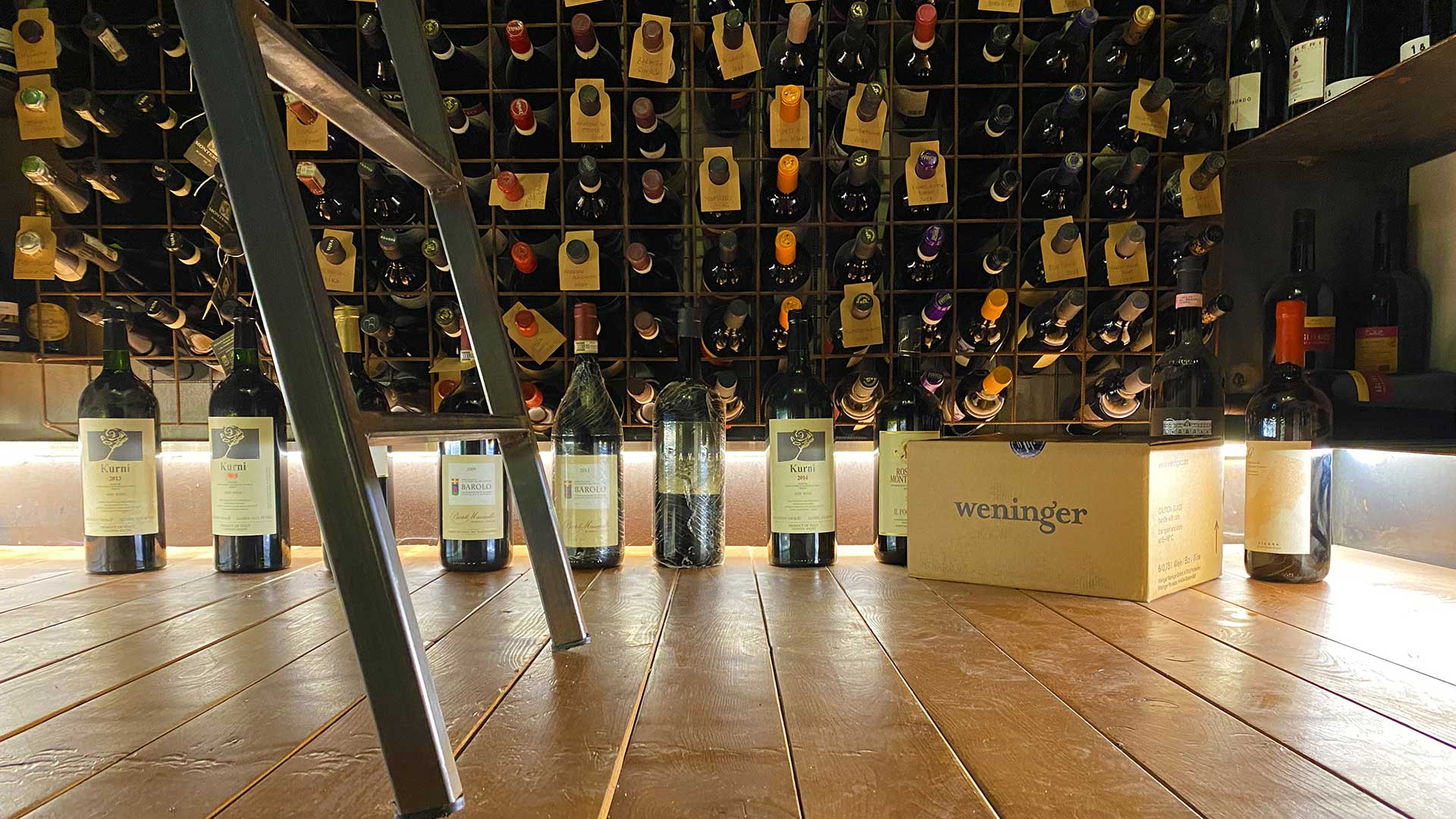 Hydra Fine Food & Wine Cellar